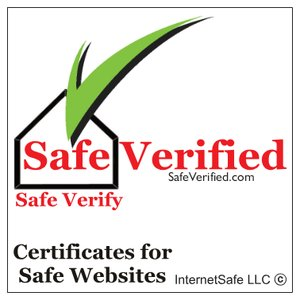 safeverified.com (officialcertified.com) Internetsafesite.com ⓒ