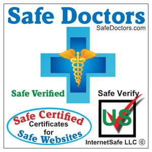 safedoctors.com (officialcertified.com) internetsafesite.com