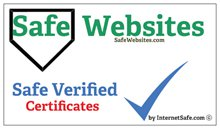 safewebsites.com (OFFICIAL CERTIFIED) Internetsafesite.com ⓒ
